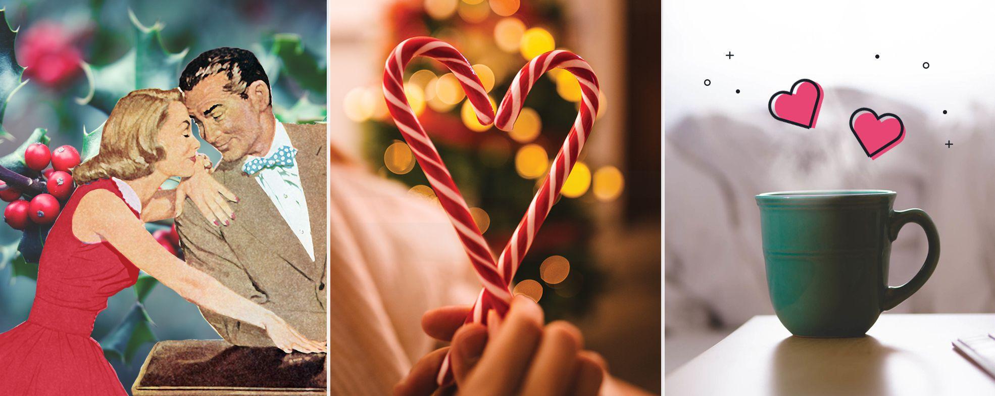Niegrzeczne książki, czyli romanse ze świętami w tle