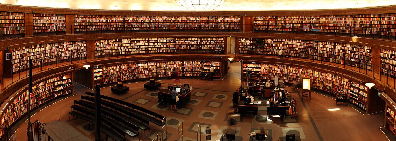Najciekawsze biblioteki na świecie