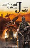 Książka Pieśni dawnej Jonki. Tom II