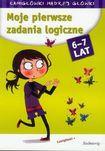 Książka Moje pierwsze zadania logiczne 6-7 lat