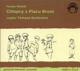 Książka Chłopcy z Placu Broni