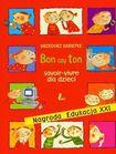 Książka Bon czy ton, savoir-vivre dla dzieci