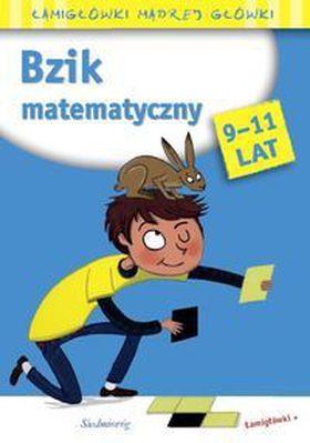 Książka Bzik matematyczny 9-11 lat
