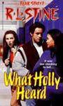 Książka Co usłyszała Holly