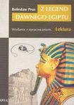 Książka Z legend dawnego Egiptu