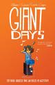 Książka Giant Days. Tom 2. Obudźcie mnie, jak będzie po wszystkim
