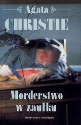 Książka Morderstwo w zaułku