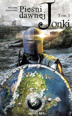 Książka Pieśni dawnej Jonki. Tom I