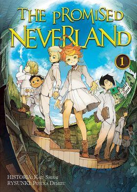 Książka The Promised Neverland. Tom 1