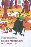 Książka Dolina Muminków w listopadzie