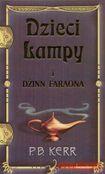 Książka Dzieci lampy i Dżinn faraona