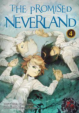 Książka The Promised Neverland. Tom 4