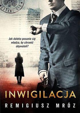 Książka Inwigilacja