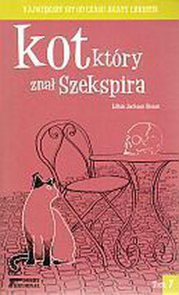 Książka Kot, który znał Szekspira. Tom 7