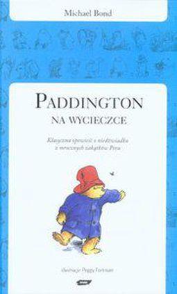 Książka Paddington na wycieczce