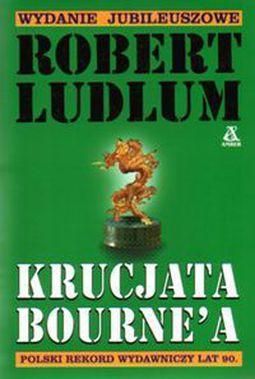 Książka Krucjata Bournea