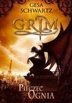 Książka Grim. Pieczęć Ognia