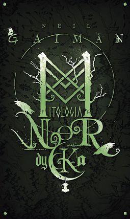 Książka Mitologia nordycka